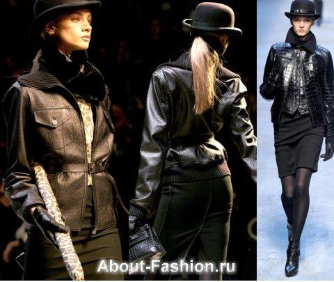 модные куртки осень-зима 2010-2011-4