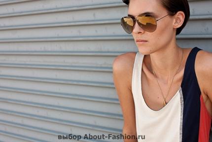 модные очки от Виктории Бекхэм 2012 -003