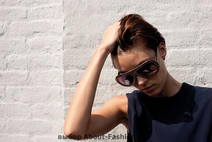 модные очки от Виктории Бекхэм 2012 -004