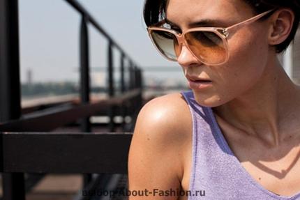 модные очки от Виктории Бекхэм 2012 -010