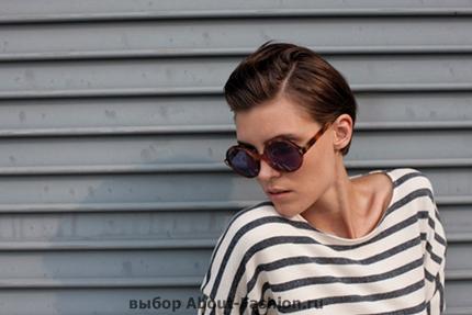 модные очки от Виктории Бекхэм 2012 -012