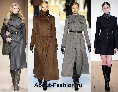 модные пальто осень-зима 2010-2011-3