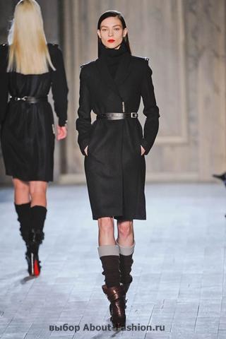 модные плащи и пальто 2013 -004