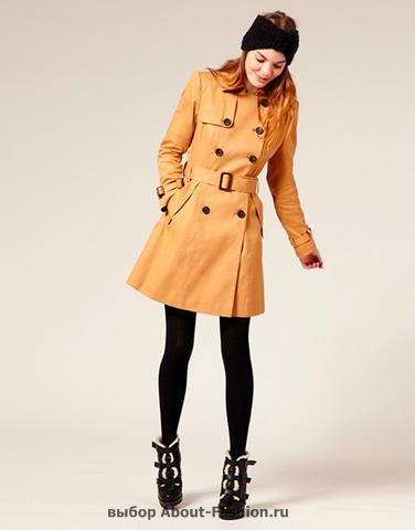 модные плащи и пальто 2013 -010