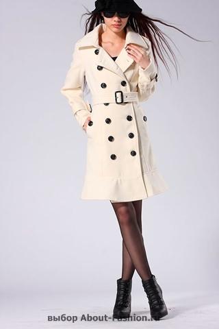 модные плащи и пальто 2013 -011