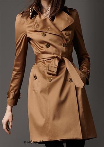модные плащи и пальто 2013 -012