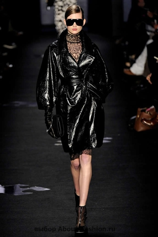 модные плащи и пальто 2013 -019