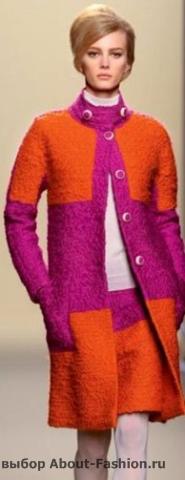 модные плащи и пальто 2013 -022