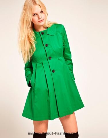 модные плащи и пальто 2013 -029