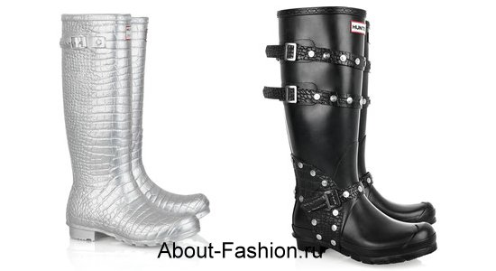 модные резиновые сапоги-2011-4