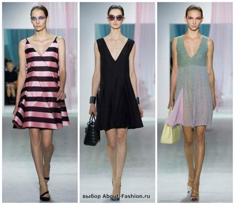 модные сарафаны 2013-10