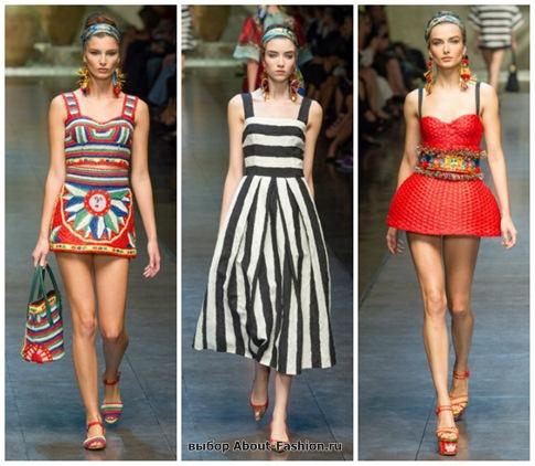 модные сарафаны 2013-11