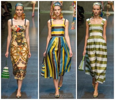 модные сарафаны 2013-12