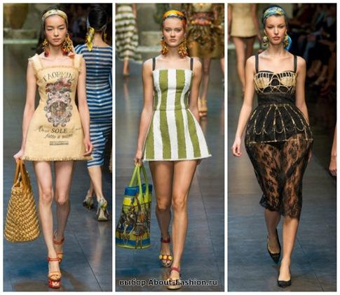 модные сарафаны 2013-14