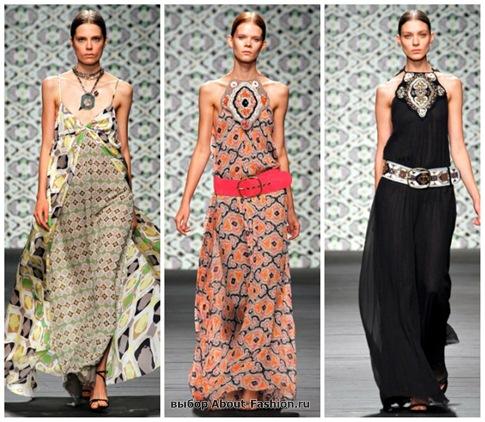 модные сарафаны 2013-16