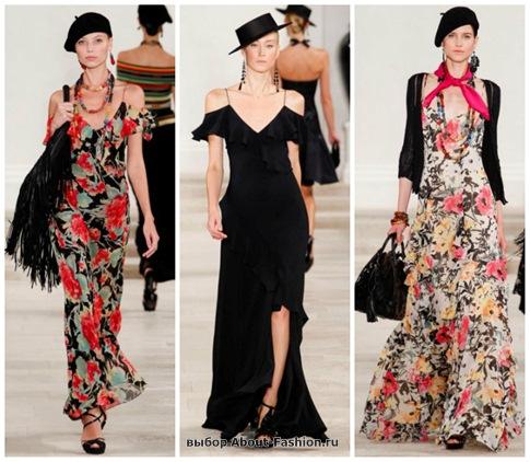 модные сарафаны 2013-19