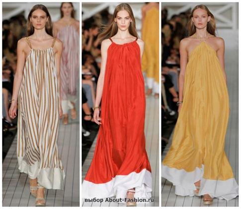модные сарафаны 2013-24