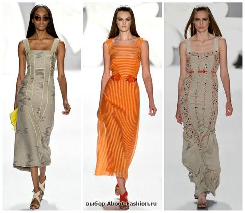модные сарафаны 2013-7