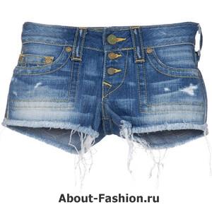 модные шорты 2011-010