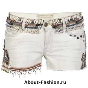 модные шорты 2011-018