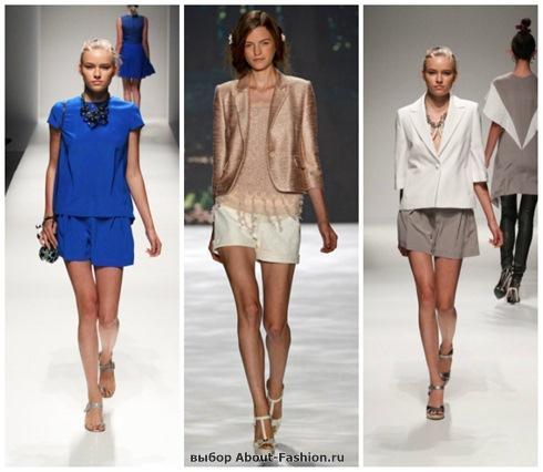модные шорты 2013-1