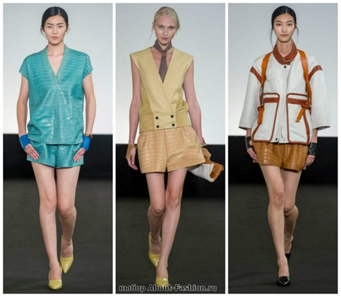модные шорты 2013-13