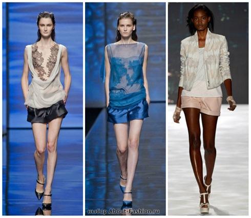 модные шорты 2013-3