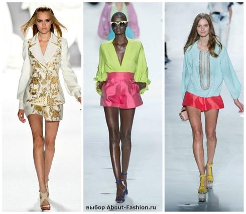 модные шорты 2013-6