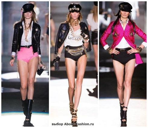 модные шорты 2013-7