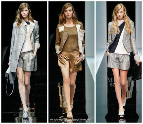 модные шорты 2013-9