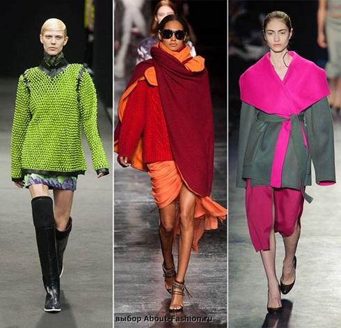 модные тенденции осень-зима 2014-2015 - 003