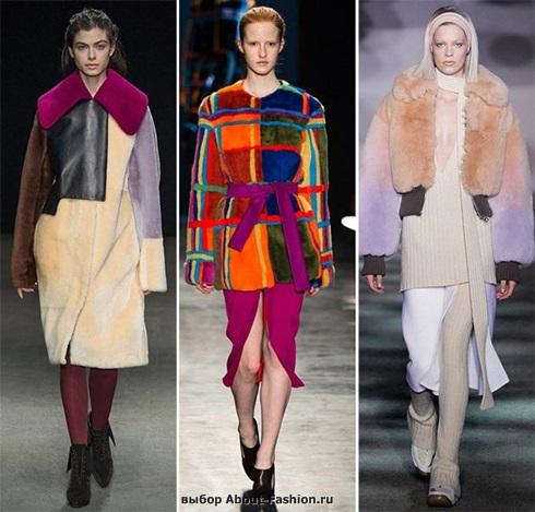 модные тенденции осень-зима 2014-2015 - 004