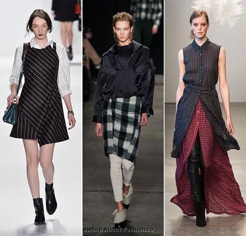 модные тенденции осень-зима 2014-2015 - 005