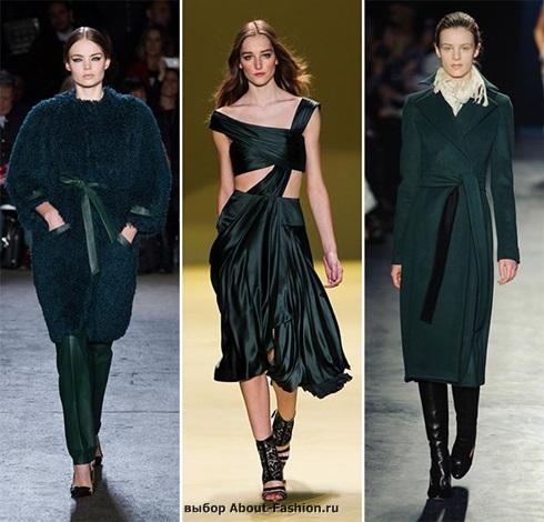 модные тенденции осень-зима 2014-2015 - 007