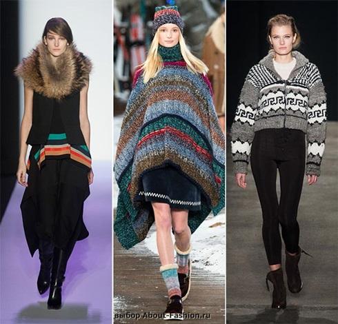 модные тенденции осень-зима 2014-2015 - 008