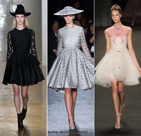 модные тенденции осень-зима 2014-2015 - 009