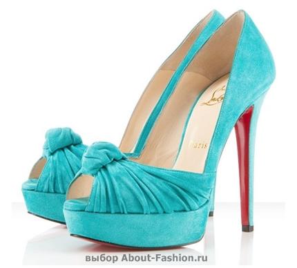 модные туфли на весну-лето 2012 About-Fashion.ru -001