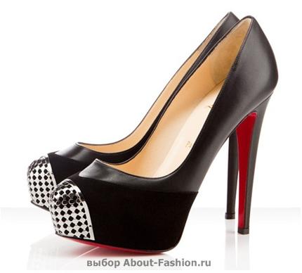 модные туфли на весну-лето 2012 About-Fashion.ru -007