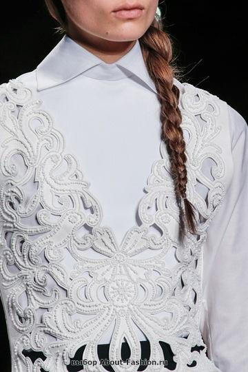 модные воротники valentino -005