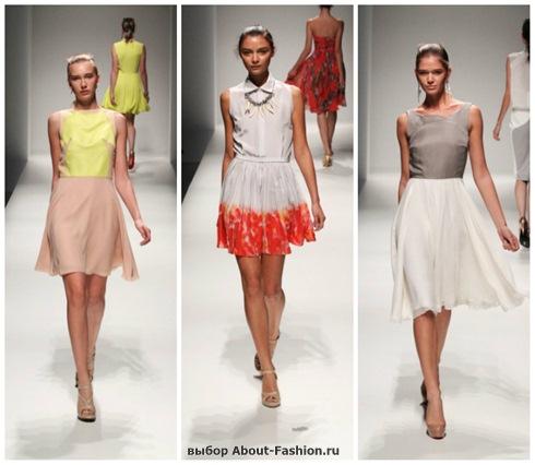 модные юбки 2013-1