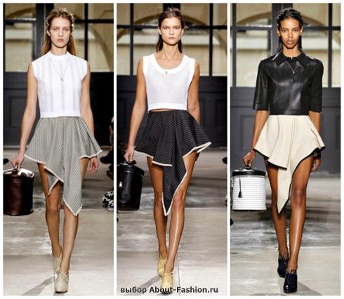 модные юбки 2013-10