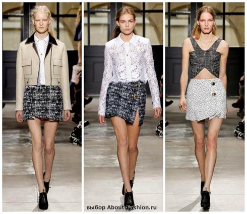 модные юбки 2013-11