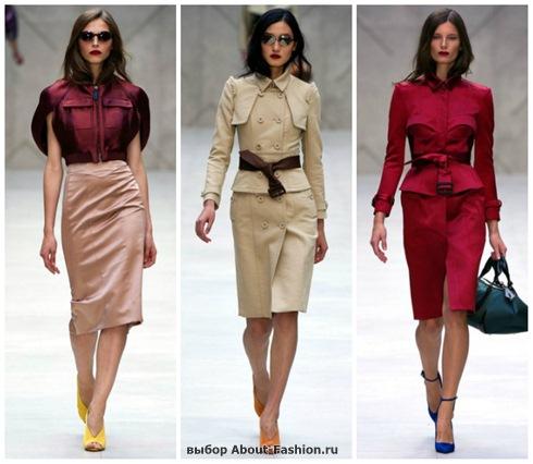 модные юбки 2013-13