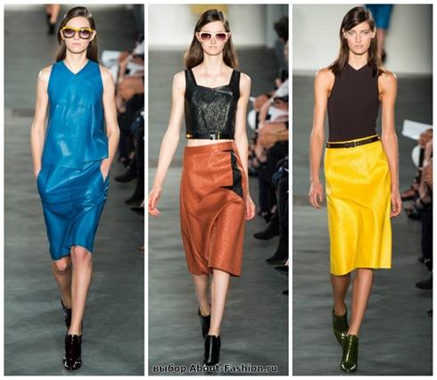 модные юбки 2013-18
