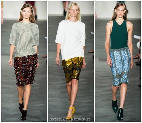 модные юбки 2013-20