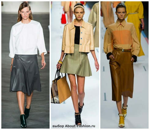 модные юбки 2013-21