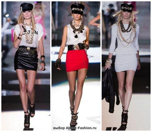 модные юбки 2013-23