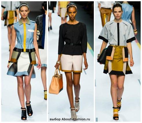 модные юбки 2013-24