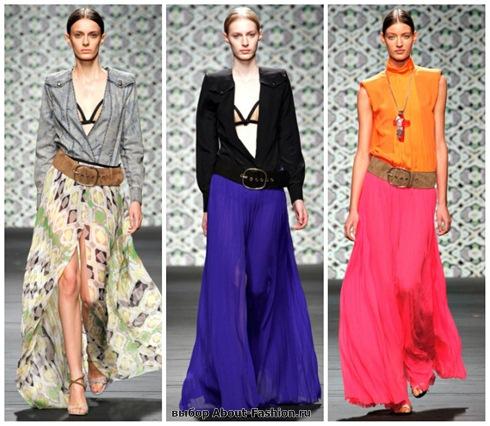 модные юбки 2013-25