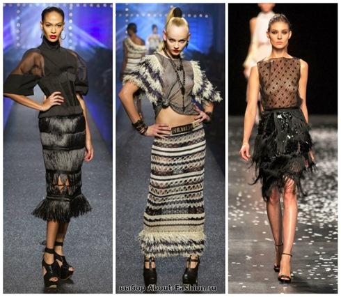модные юбки 2013-29